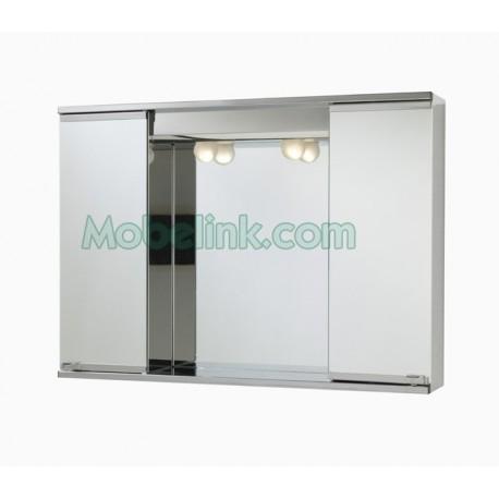armario camerino inox modelo romi