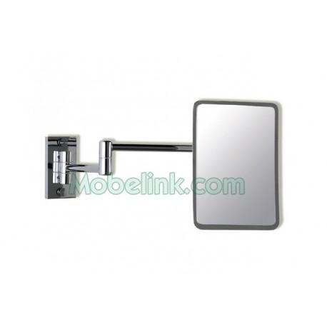 espejo aumento rectangular