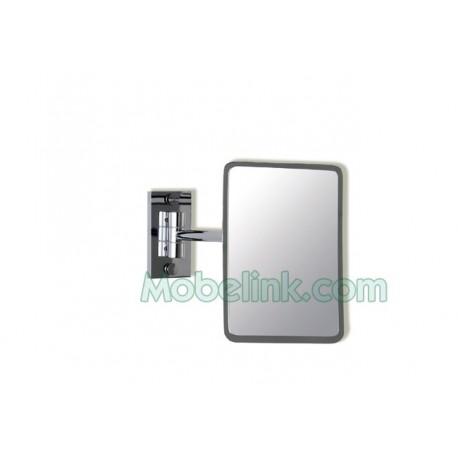 espejo de aumento rectangular
