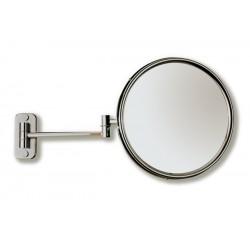 Espejo de Aumento Monaco Sin Luz - Cromo