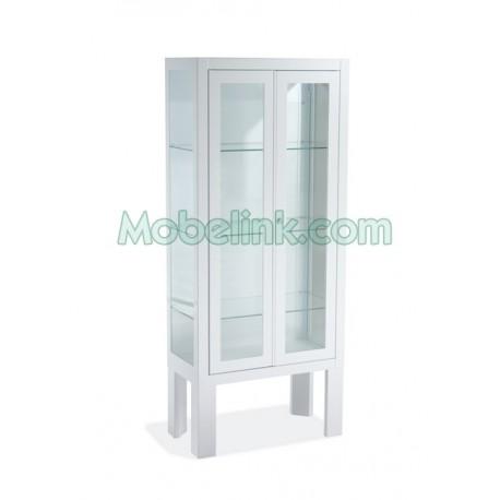 vitrina para clínicas de 2 puertas