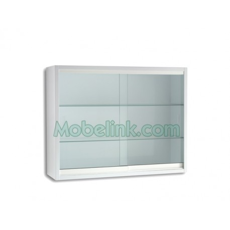 vitrina mural para hospitales de 90 cm de ancha