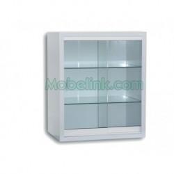 vitrina de colgar de 50 centímetros de ancha