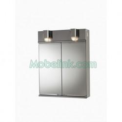 armario baño modelo romy 2 puertas inox