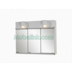 armario colgar 3 puertas blanco tipo romi